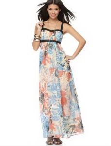 maxi dresses for short people  (13)