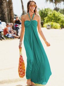 maxi dresses for short people  (16)