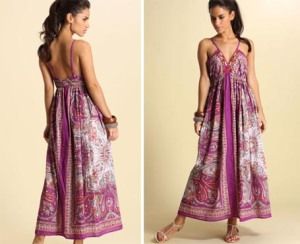 maxi dresses for short people  (4)