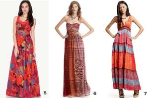maxi dresses for short people  (8)